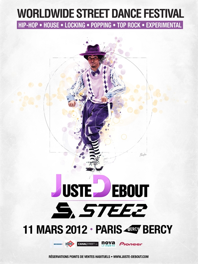 Juste debout steez 2012