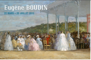 EUGNE BOUDIN AU FIL DE SES VOYAGES @ MUSE JACQUEMART-ANDR
