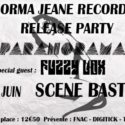 NORMA JEANE RECORDS RELEASE PARTY@ LA SCENE BASTILLE