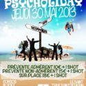 SOIREE PSYCHOLIDAY @ LE SAINT