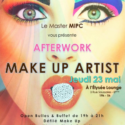 AFTERWORK MAKE UP ARTIST @ L'ELYSEES LOUNGE