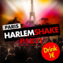 PARIS HARLEM SHAKE PARTY @ BACK UP, PARIS