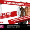 LA NUIT CHIPPENDALES @ LE MOULIN ROSE