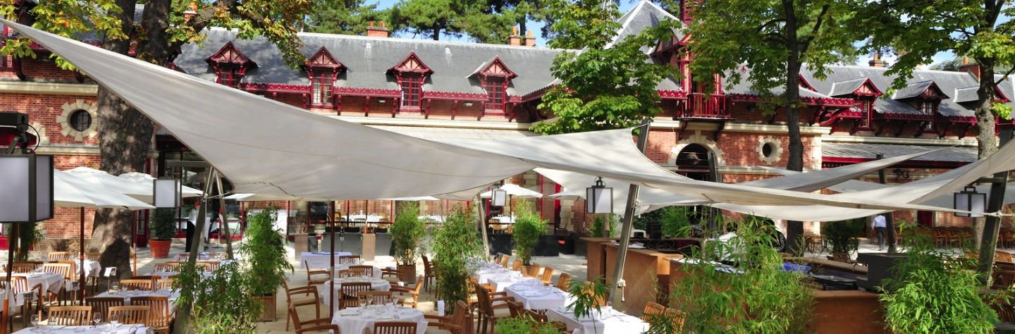 Location privatisation les jardins bagetelle paris 16 eme - Jardin de bagatelle restaurant ...