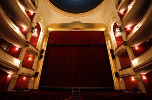 Privatisation location th tre de la porte saint martin - Theatre de la porte saint martin 75010 paris ...