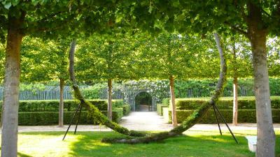 L 39 exposition exub rance baroque au jardin fran ais du Le jardin francais