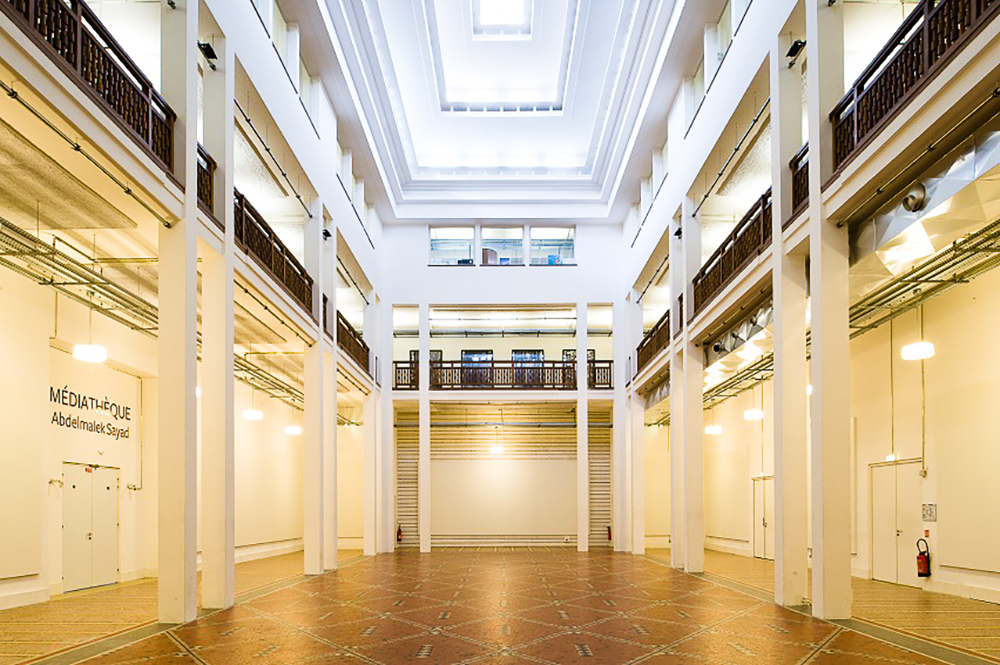 Hall Marie Curie - Palais de la Porte Dorée