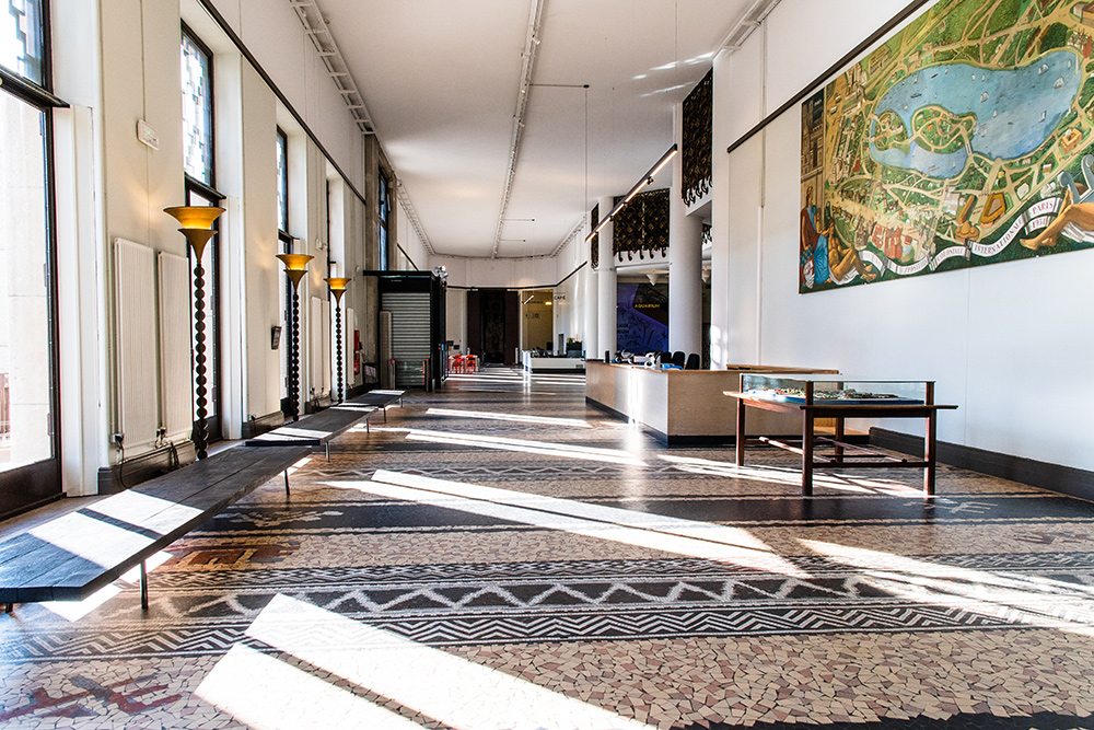Hall Honneur - Palais de Porte Doree