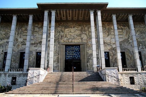 Location palais de la Porte Doree