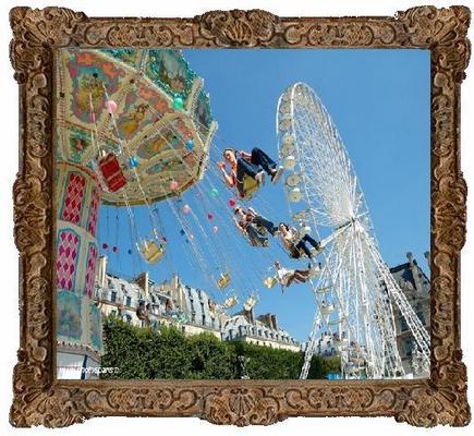 F te foraine du jardin des tuileries du 25 juin au 21 ao t 2011 - Jardin des tuileries fete foraine ...