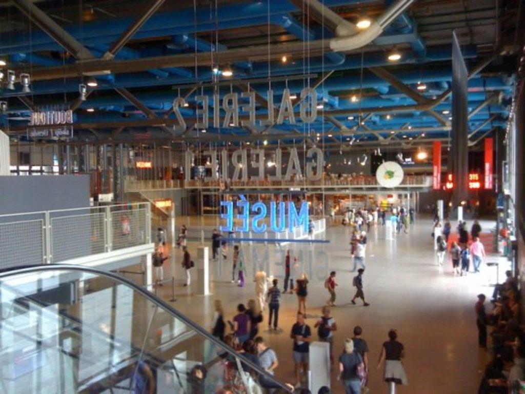 Exposition edvard munch l 39 oeil moderne au centre georges pompidou - Horaires centre pompidou ...