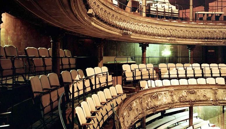 location Theatre des Bouffes du Nord