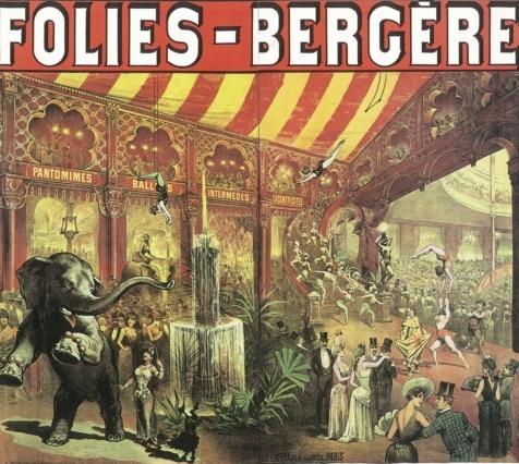 Location Folies Bergère