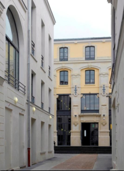 location Maison des Metallos