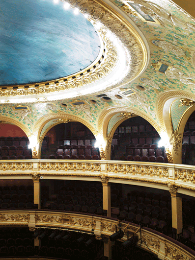 Location Opera Comique