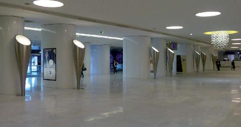 location Palais des Congres