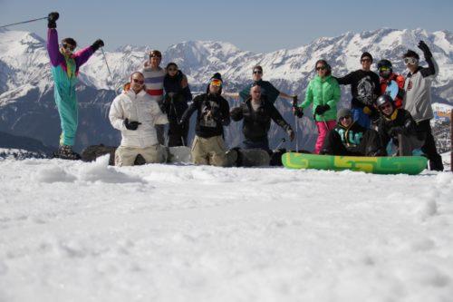 Sejours Ski etudiants