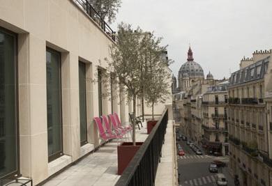 Location de l'Espace Monceau