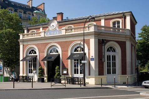 Location restaurant La Gare