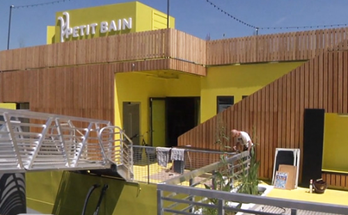 Location Petit Bain