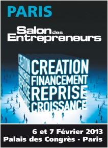 Salon des entrepreneurs paris 2013 palais des congres for Salon des entrepreneurs