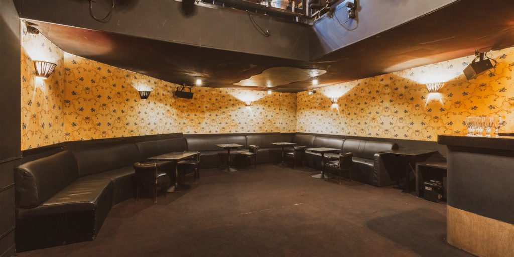 Salle Principale - Scarlett