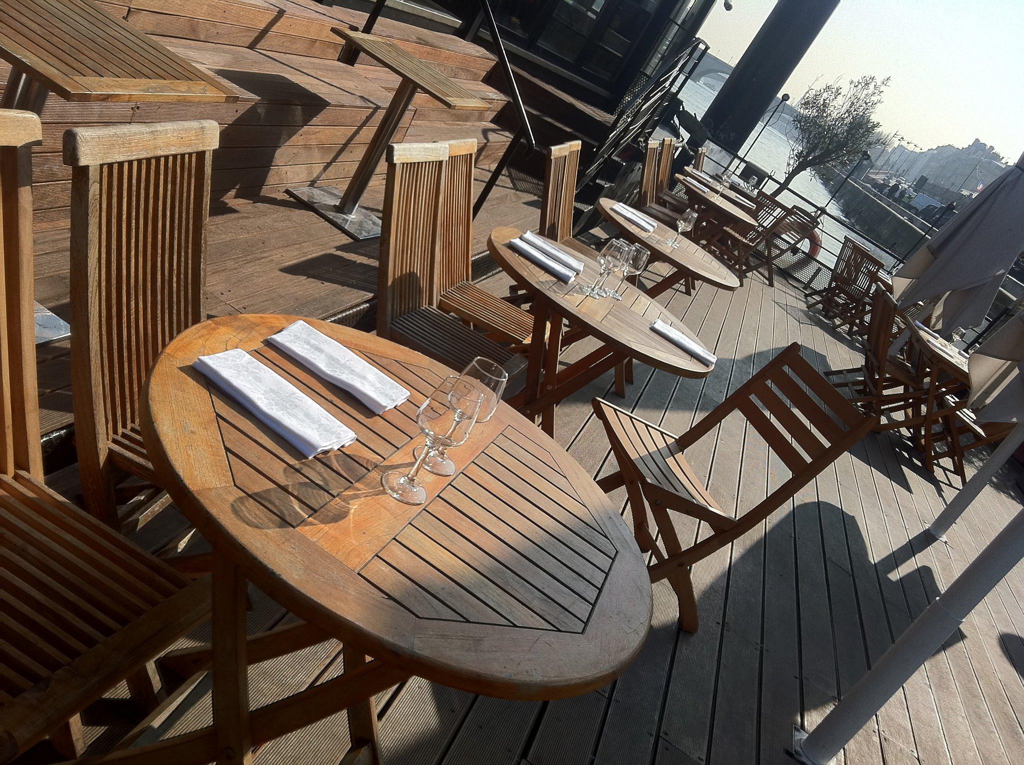 Location Restaurant Quai