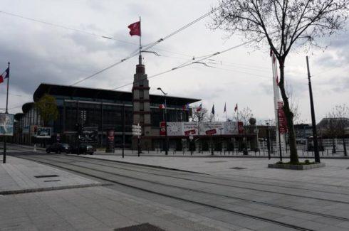 Le Parc des Expositions Porte de Versailles