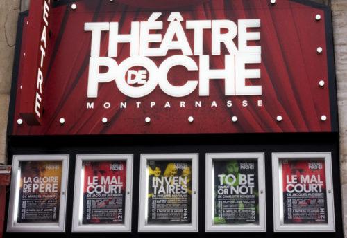 Location Theatre Poche
