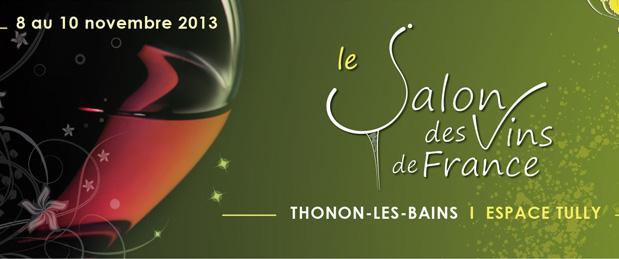 Le salon vins de france thonon les bains for Salon des vins de france