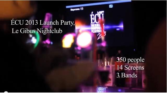 VIDEO ECU 2013 LAUNCH PARTY