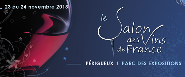Salon vins de france perigueux for Salon des vins de france