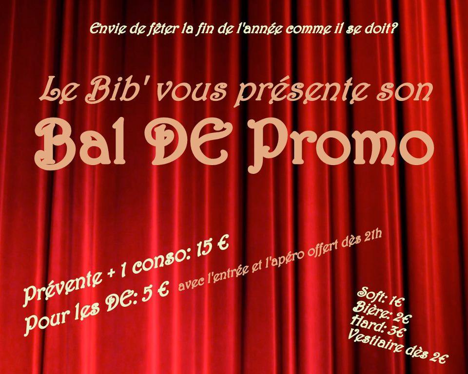 BAL D.E. PROMO