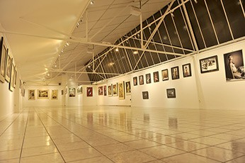Location Concorde art gallery