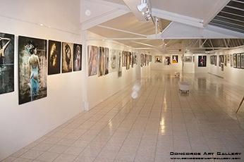 Location Concorde art gallery
