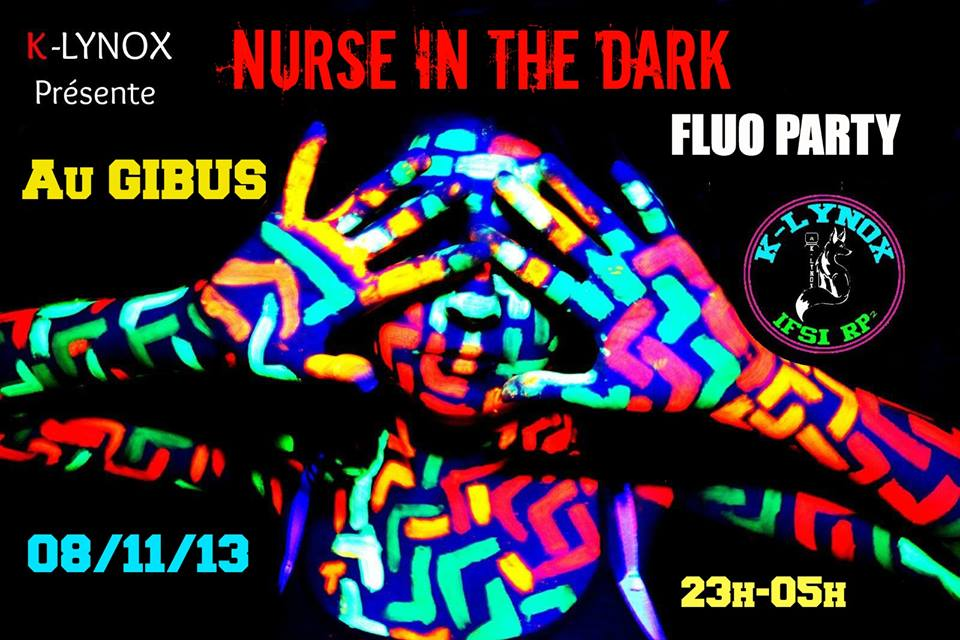 NURSE IN THE DARK GIBUS