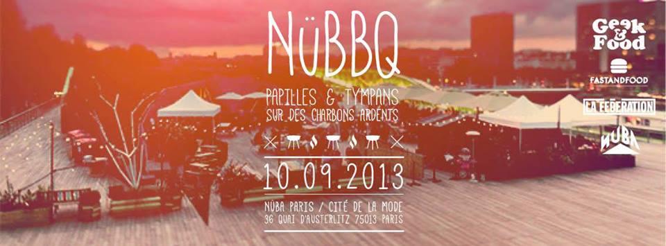 NûBBQ Le Nüba