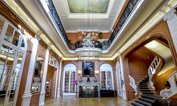 Salons de l'hôtel des Arts et Metiers