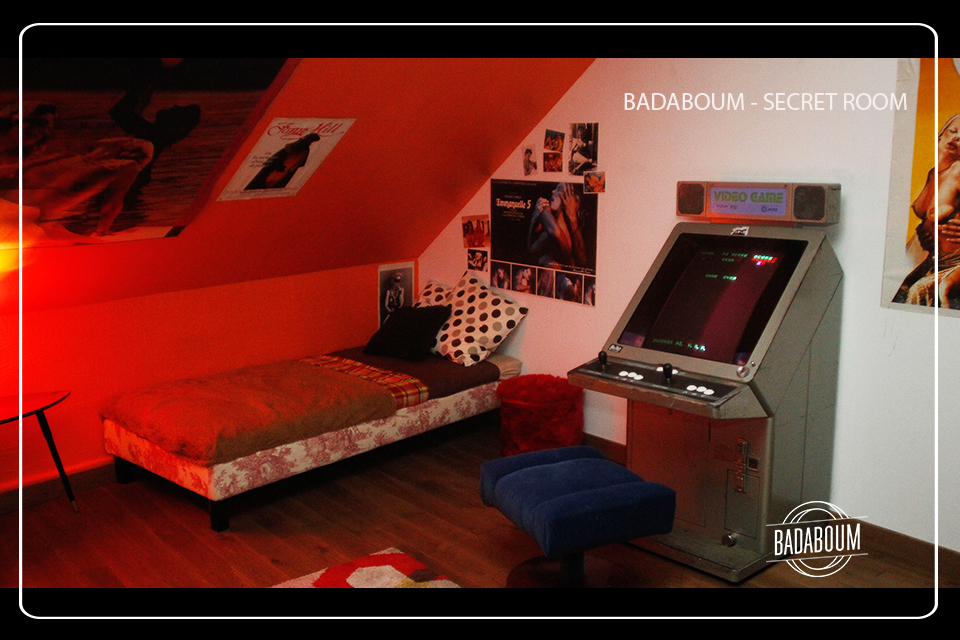 BADABOUM Secret Room