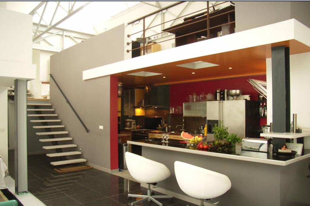 Studio Montreuil - Cuisine