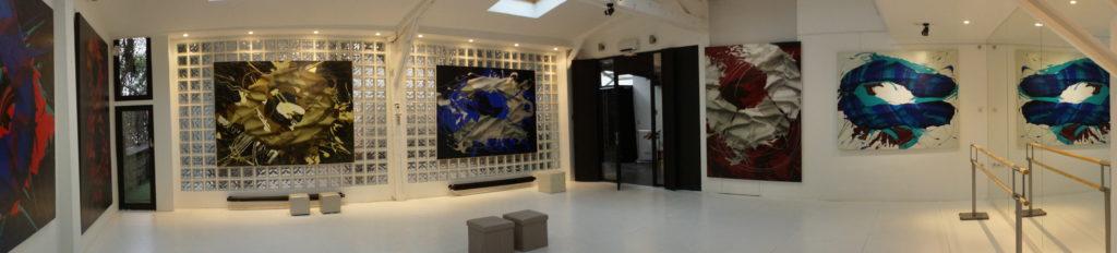 Atelier Abbesses - Espace