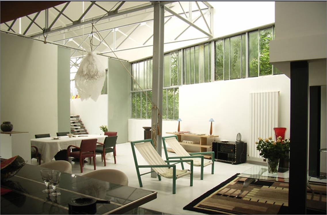 Studio Montreuil - Loft