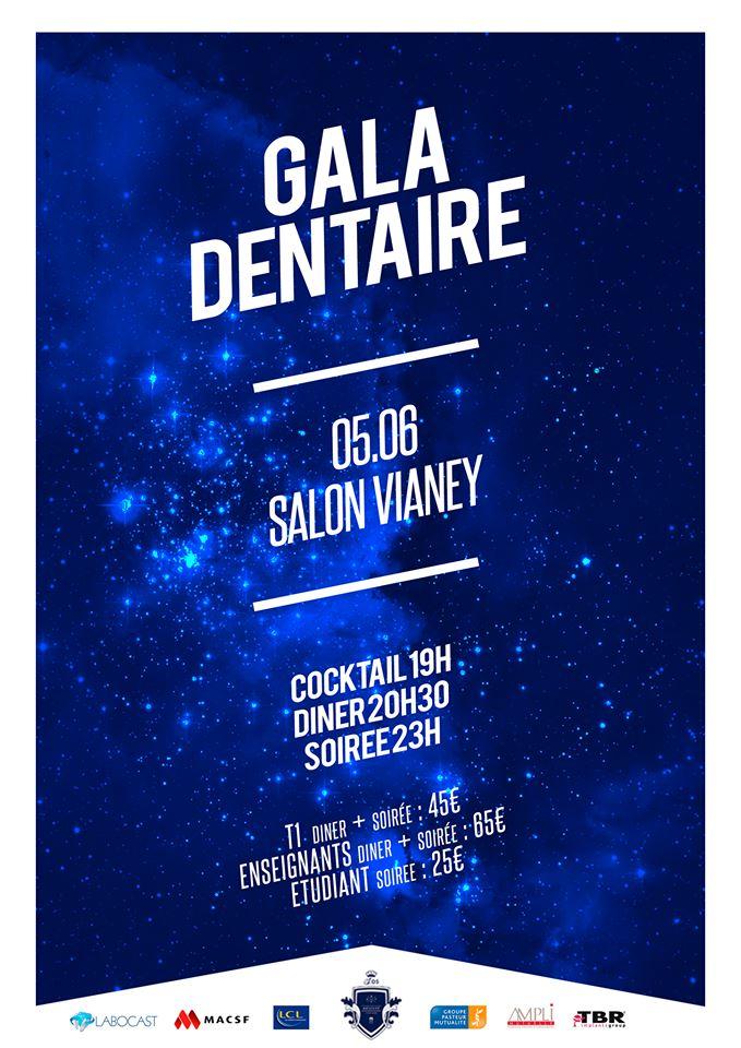 Gala dentaire montrouge 5 juin salon vianey le site for Salon vianey