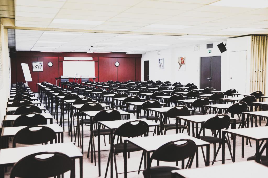La Chapelle - Salle Classe