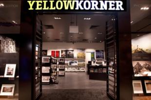 Les galeries yellowkorner