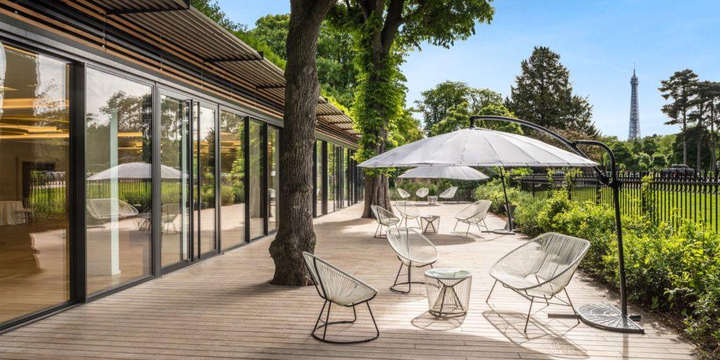 Terrasse - Pavillon
