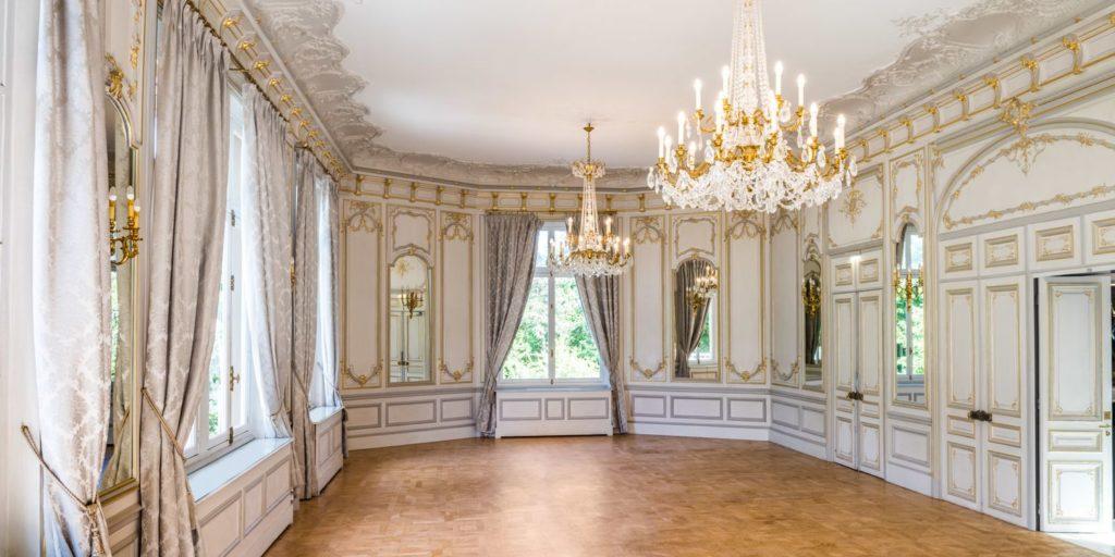 Salon - Pavillon