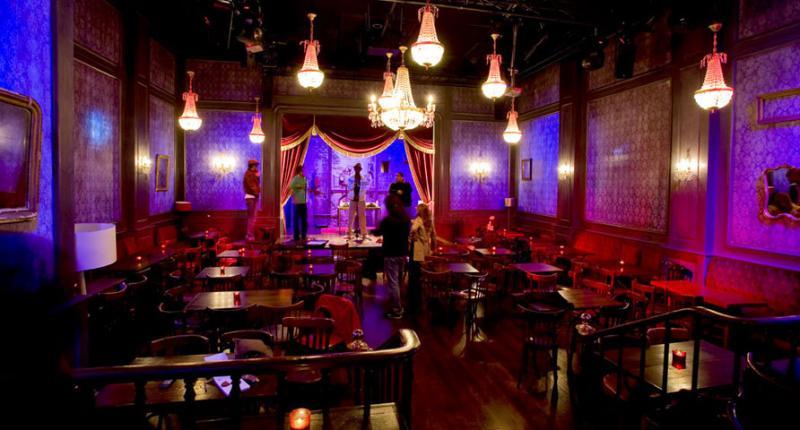 Peniche Restaurant Club Paris