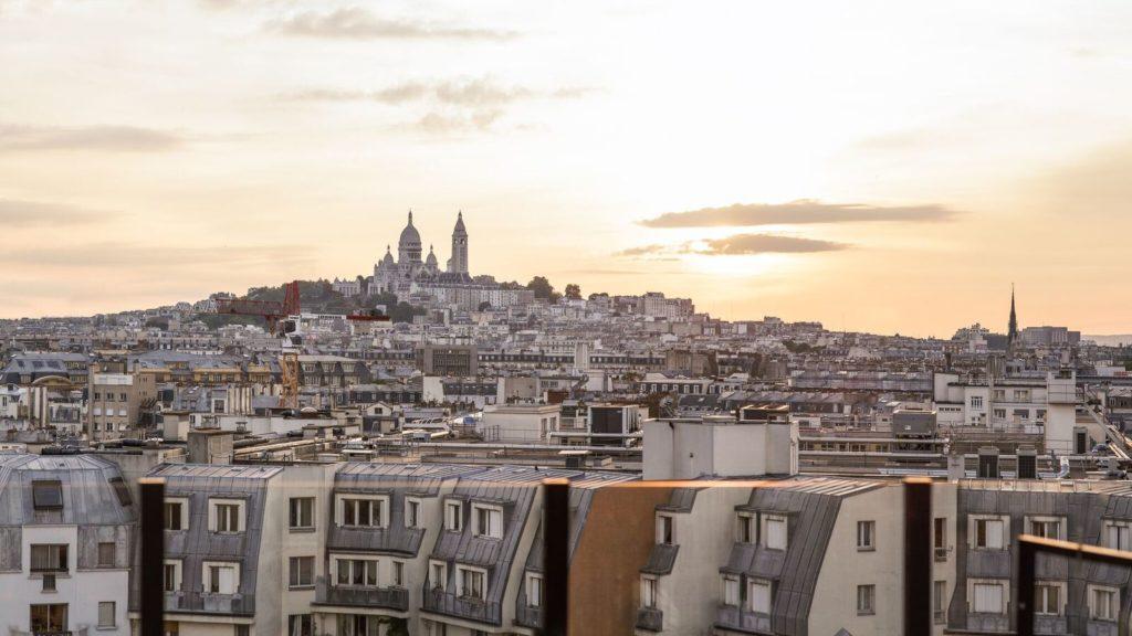 Espace Saint Martin Paris Hotel