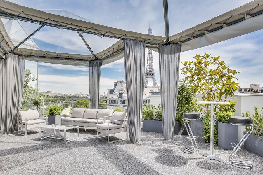 Terrasse - Rooftop Grenelle